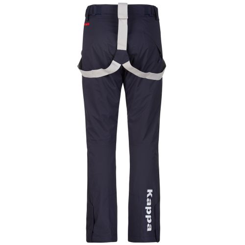 Kappa 6Cento Trousers 622A Fisi Full Zip Blue Night-Silver