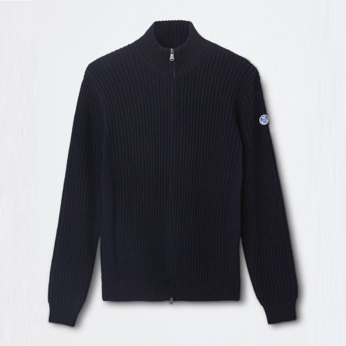 North Sails Pullover Full Zip 5 Days Blue