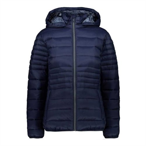 Campagnolo Woman Jacket Padded with Blue Thinsulate