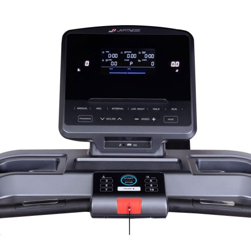 Jk Fitness 157 Tapis Roulant Inclinazione Elettronica