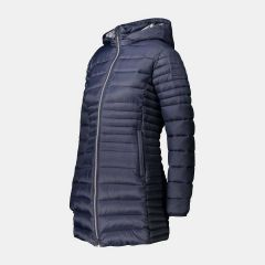 Campagnolo Women's Long Jacket with Dark Blue Thinsulate