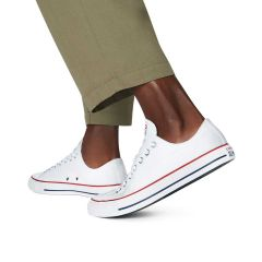 Converse Chuck Taylor All Star Classic Low Top Bianche