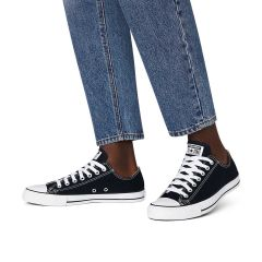 Converse Chuck Taylor All Star Classic Low Top Nere