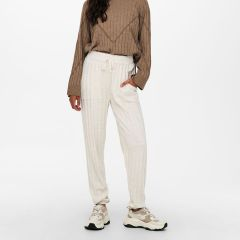 Only Onlnew Pantalone a Maglia Loose Pumice Stone