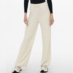 Only New Tessa Wide Pant Beige-Pumice Stone