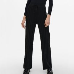Only New Tessa Wide Pant Nero