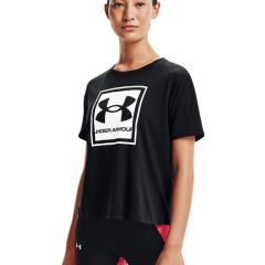 Under Armour Live Glow Graphic Tee Nera