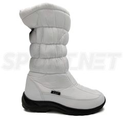 AST Snow Boots Woman White