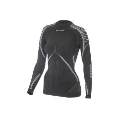 Accapi Lupetto Donna Sinergy M/L Grey