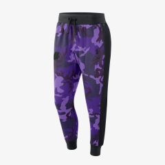 Nike Trousers Los Angeles Lakers Aop Courtside Icon Edition