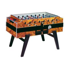Garlando Soccer Table Covered with outgoing rods