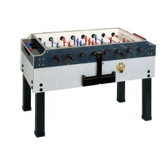 Garlando Olympic Outdoor Table Football with retractable rods