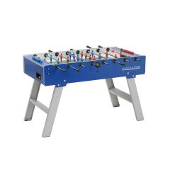 Garlando Football Table Master Pro Weatherproof with retracting temples, folding legs