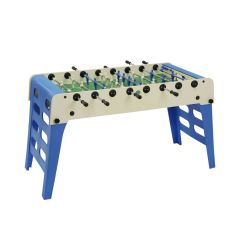 Garlando Football Table Open Air with retracting rods, folding legs