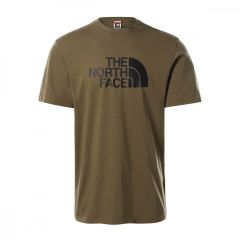 The T-shirt North Face Easy Tee Military Olive
