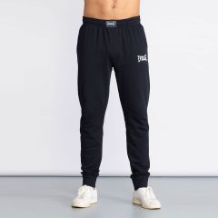 Everlast Basic Cotton Pants with Navy Blue Cuff