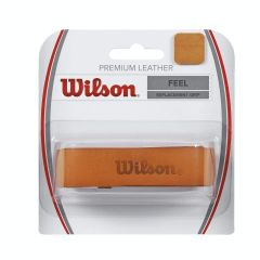 Wilson Leather Grip - Cuoio Naturale