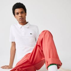 Lacoste Polo Slim Fit Bianco