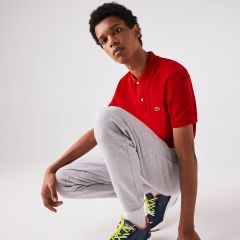 Lacoste Polo Slim Fit Rosso