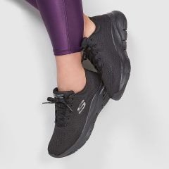 Skechers Arch Fit Sunny Outlook Black