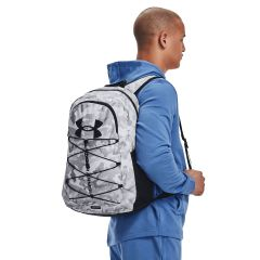Under Armour Hustle Sport Backpack White-Camo