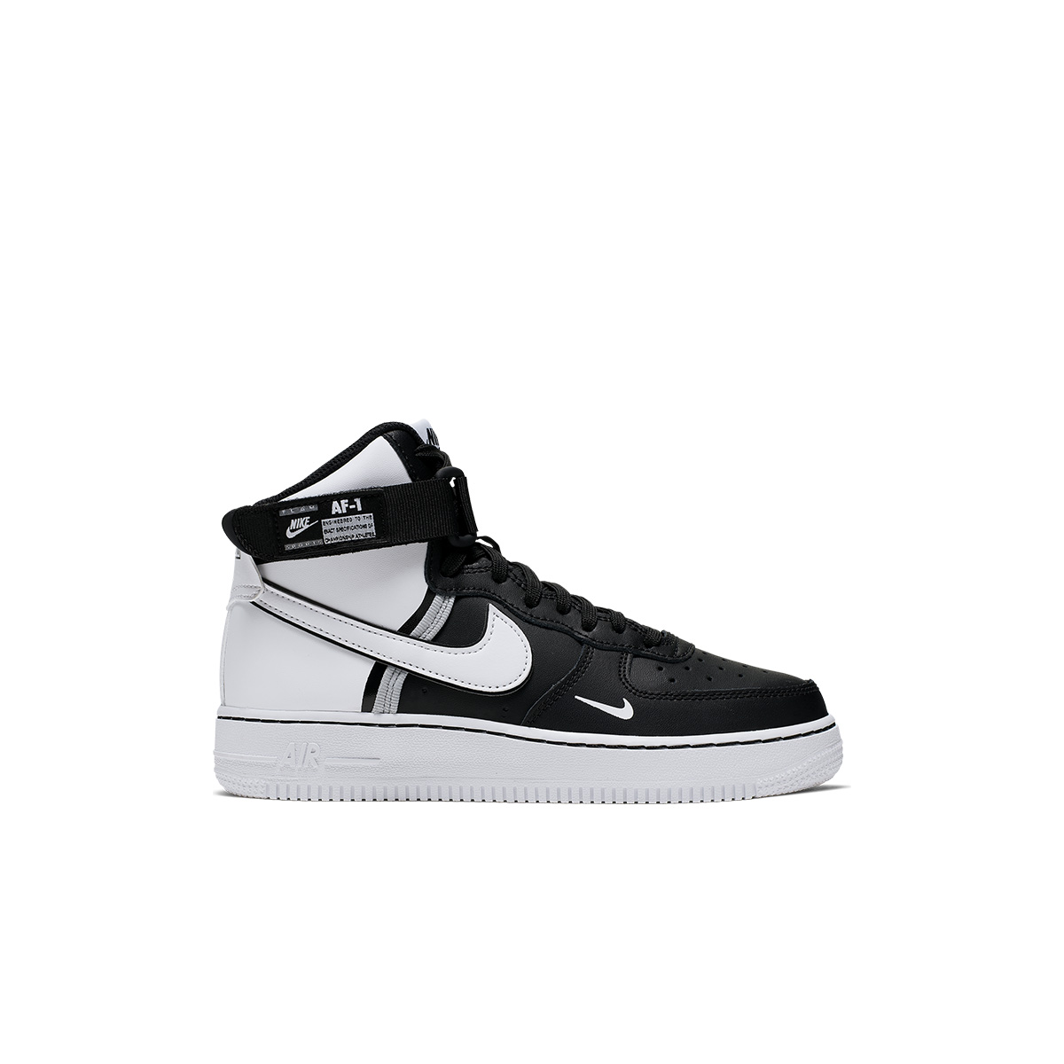 air force 1 grigie nere